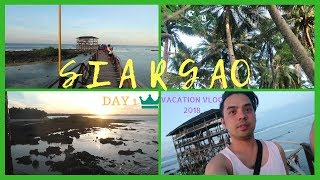 SIARGAO ISLAND ( land trip from tagum city to siargao island) ( vacation