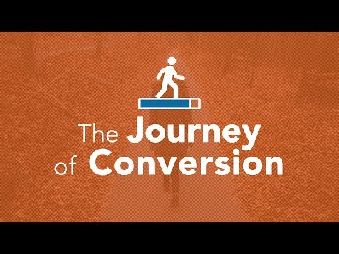 The Journey of Conversion - Bruce Downes the Catholic Guy