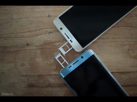 Tinhte.vn - Trên tay Galaxy Note 5 \u0026 S6 Edge Plus bản 2 SIM