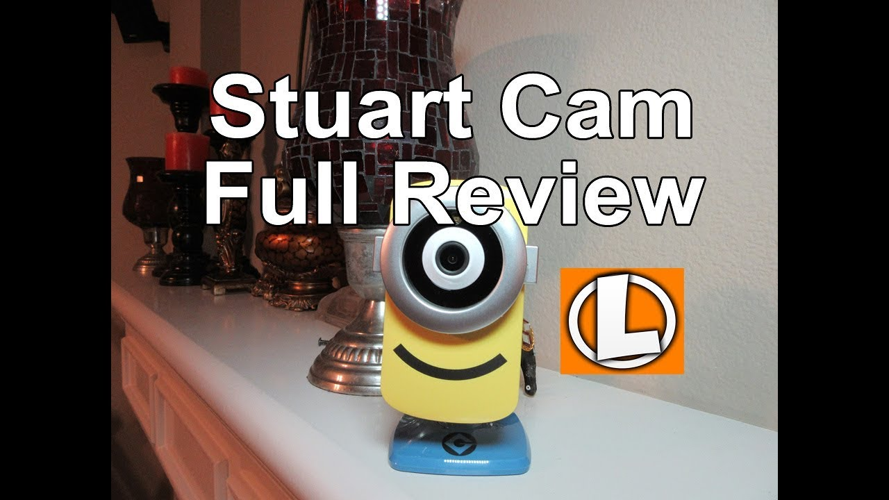 Minion Camera App : Stuart cam hd wifi camera review unboxing setup settings