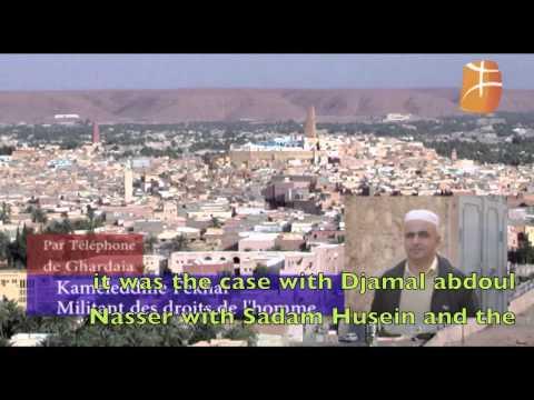 The Mouzabite berber in Ghardai
