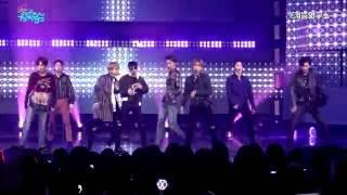 [예능연구소] 엑소 라우더 @쇼!음악중심_20160827 LOUDER EXO in 4K