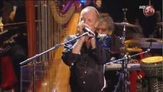 Sting - Fields of Gold (HD) Live in Viña del mar 2011