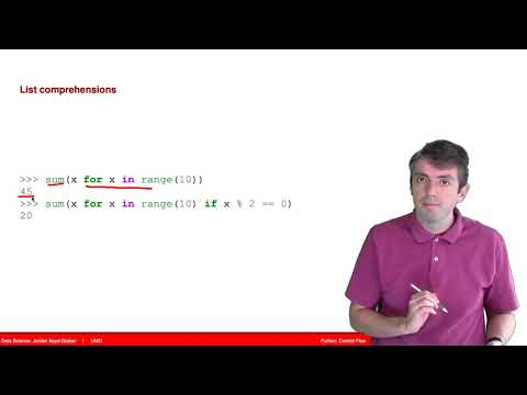 Python Control Flows (01c)