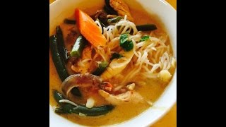 Soup Recipe: Chicken Curry Soup [issue 23]