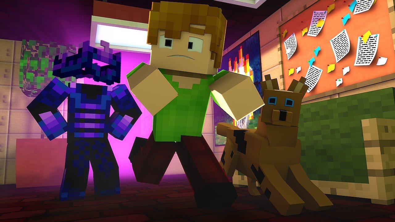 Minecraft: Scooby-Doo! - O Rei Assassino ! #01 (Nova Serie) - YouTube