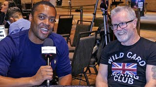 """Freddie Roach """"MY FIGHTER"""" Tyson Fury """"FOR SURE"""" Training w/ ME After vs Deontay Wilder"""