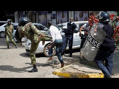 Kenya to probe into police violence at opposition demonstrat