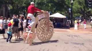 Walking Bike - Boneshakered Bigwheel