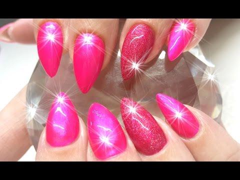 Acrylic Nails Baby Boomers GONE WRONG!!