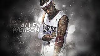 "Allen Iverson Career Highlights | ""Battle Scars"" ᴴᴰ"