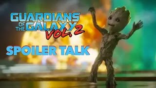 Guardians of the Galaxy Vol. 2 SPOILER TALK and Post Credit Scenes Explained