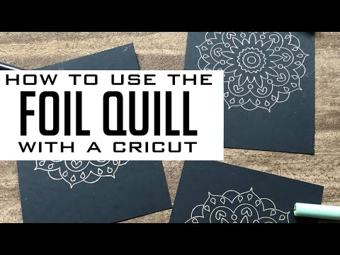how-to-use-the-cricut-foil-quill-+-my-thoughts-on-it!