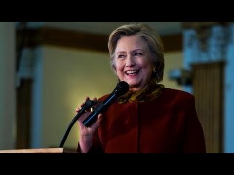 Clinton's Wall Street controversy