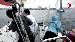 Yelken TV Simetrik Balon Eğitimi - Kapışma