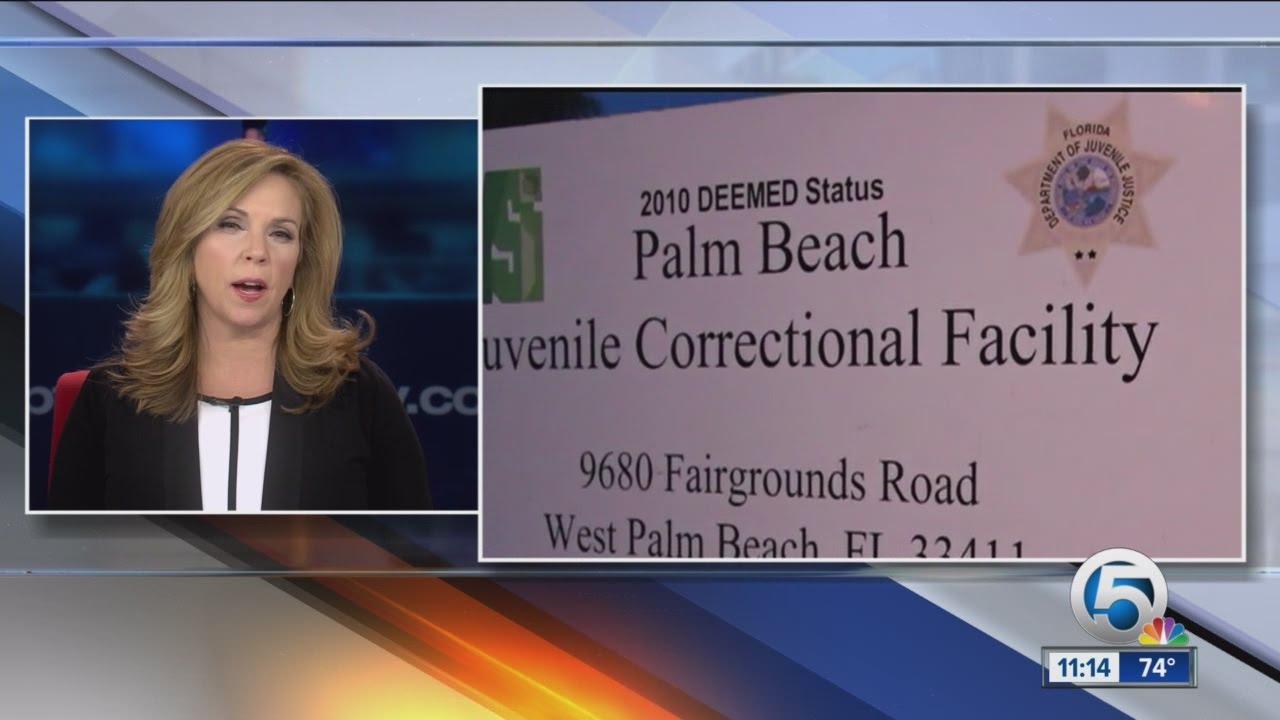 Florida Department Of Juvenile Justice West Palm Beach