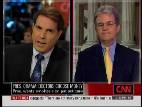 Drs. Tom Coburn and John Barrasso Discuss Health Care on CNN