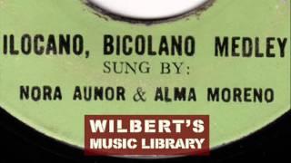 ILOCANO BICOLANO MEDLEY - Nora Aunor & Alma Moreno