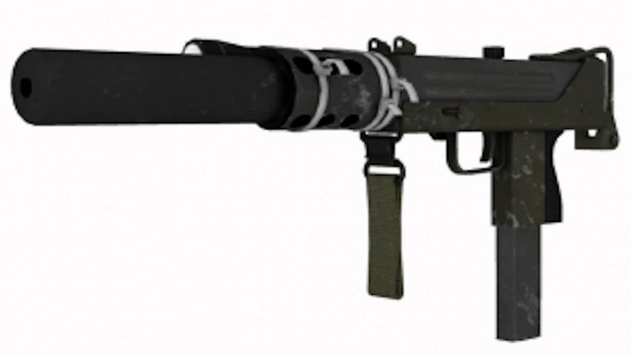 Watch Dogs  Sniper Rifle Silencer