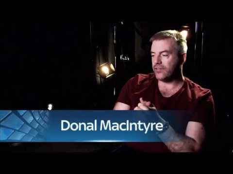 Donal McIntyre talks about the making of 'At Home With The Noonans'