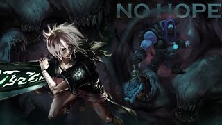 Yorick vs Riven - What was she thinking?
