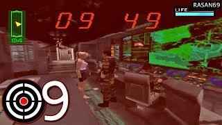 Covert Ops - Nuclear Dawn (PS1) walkthrough part 9