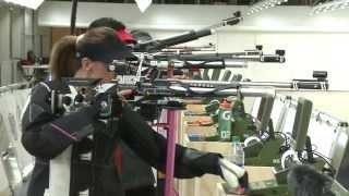 Finals 10m Air Rifle Women - ISSF Rifle & Pistol World Cup 2013, Fort Benning (USA)