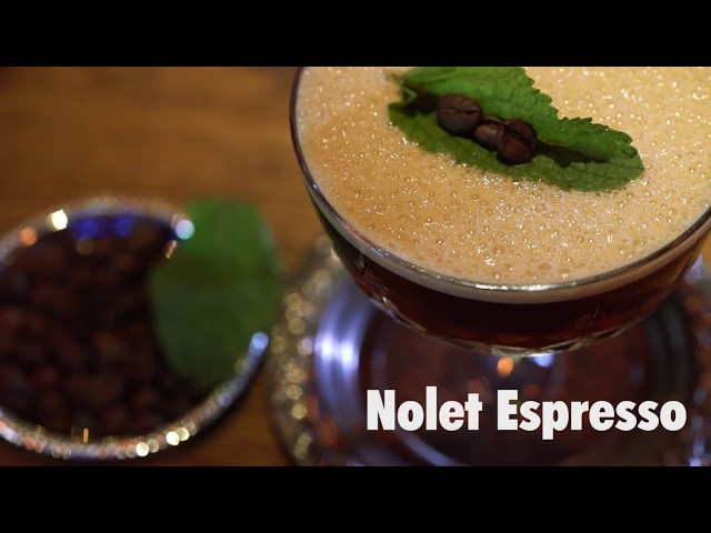 Nolet Espresso | Sputnik Cocktail Bar