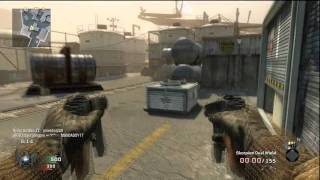 Black ops: 30-1 FFA on Launch using dual skorpions