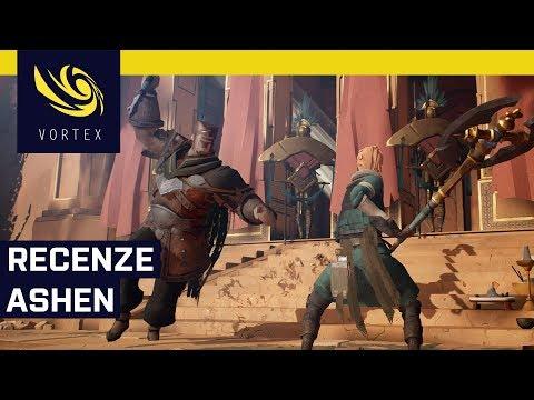 Recenze: Ashen. Nezávislé akční RPG je pohádkovou variací na Dark Souls thumbnail