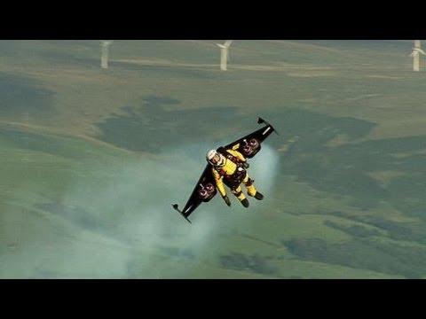 Rocket Man Vs. Rally Car | Top Gear | BBC