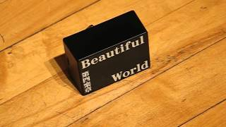 "Hikaru Utada ""Beautiful World"" music box (Evangelion 1.0/2.0 theme song)"