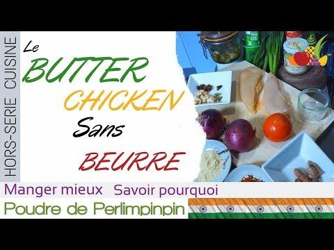 🍴le-butterchicken-indien-sans-beurre🇮🇳