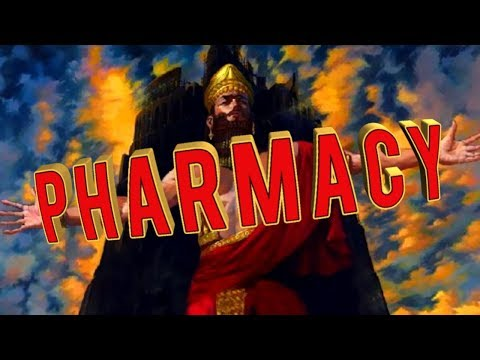 The Deception of Sorcery (Pharmacy)
