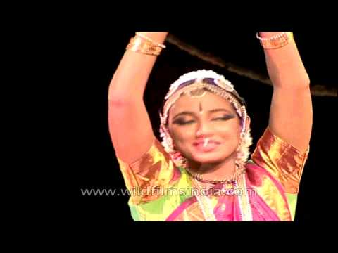 Bharatnatyam : One of the most beautiful ancient dance forms