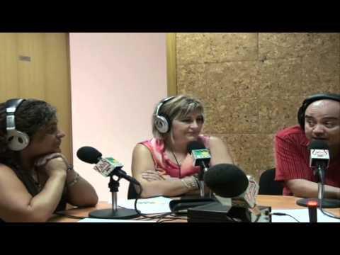 Radio Luz de Valencia 99.9 FM entrevista a Eva Barrés y Raimundo Folch