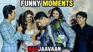 tara-sutaria-sidharth-malhotra-ritesh-back-to-back-funny-moments-marjaavaan-trailer-launch