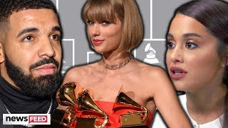 Shadiest Moments Of Past Grammys!