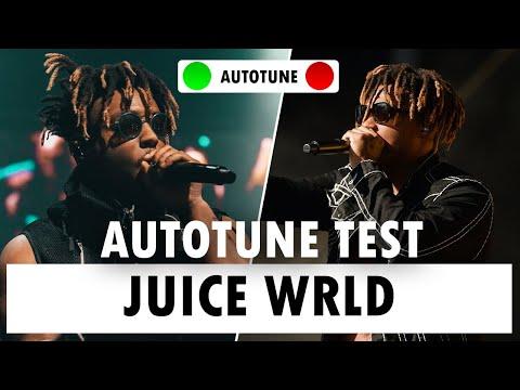 Autotune Test - Juice WRLD