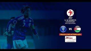 Guam v Jordan – AFC U16 Women's Championship 2019 Qualifiers