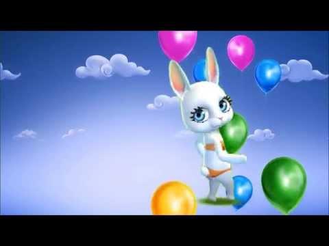Zoobe Зайка С днем рождения тебя! - Видео с YouTube на компьютер, мобильный, android, ios