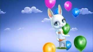 Zoobe Зайка С днем рождения тебя!
