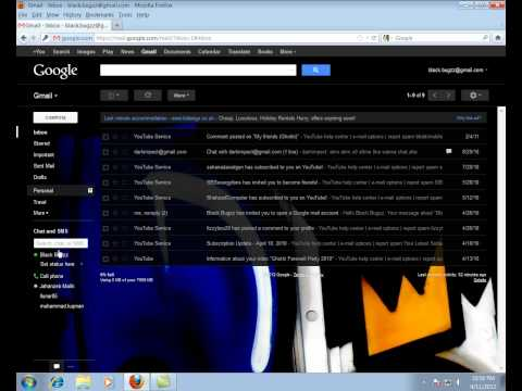 How to send text messages from Gmail