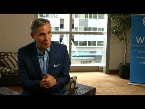 Eric Topol, MD Interview at WLSA's 2015 Convergence Summit