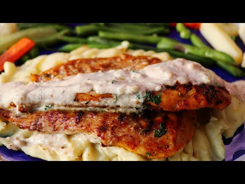 Chicken Steak Recipe | How To Make Chicken Steak By SooperChef