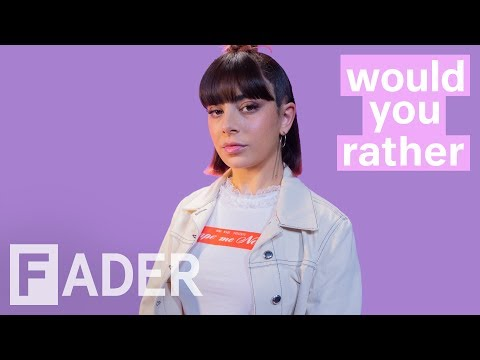 Charli XCX debates Britney Spears & more 90s favorites  Would You Rather Season 1 Episode 8