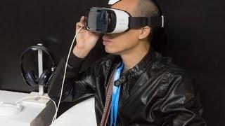 Tinhte.vn - Trên tay Samsung Gear VR
