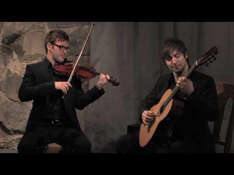 Duo KeMi plays Piazzolla: History of the Tango - Bordel 1900