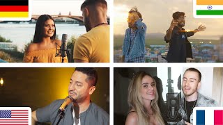 Top 5 - Who Sang It Better (Duet Cover) - Señorita - Germany, India, France, US, Brazil