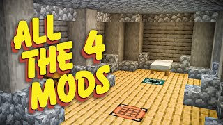 All The Mods 4 Modpack Ep. 1 Best Mining Gadgets